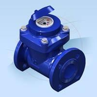 Счетчик воды промышленный турбинный WPK Ду50-Ду200