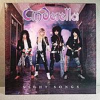 CD диск Cinderella - Night Songs
