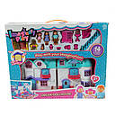 Кукольный дом 1205CD Doll House (звук, свет, мебель, фигурки), фото 4