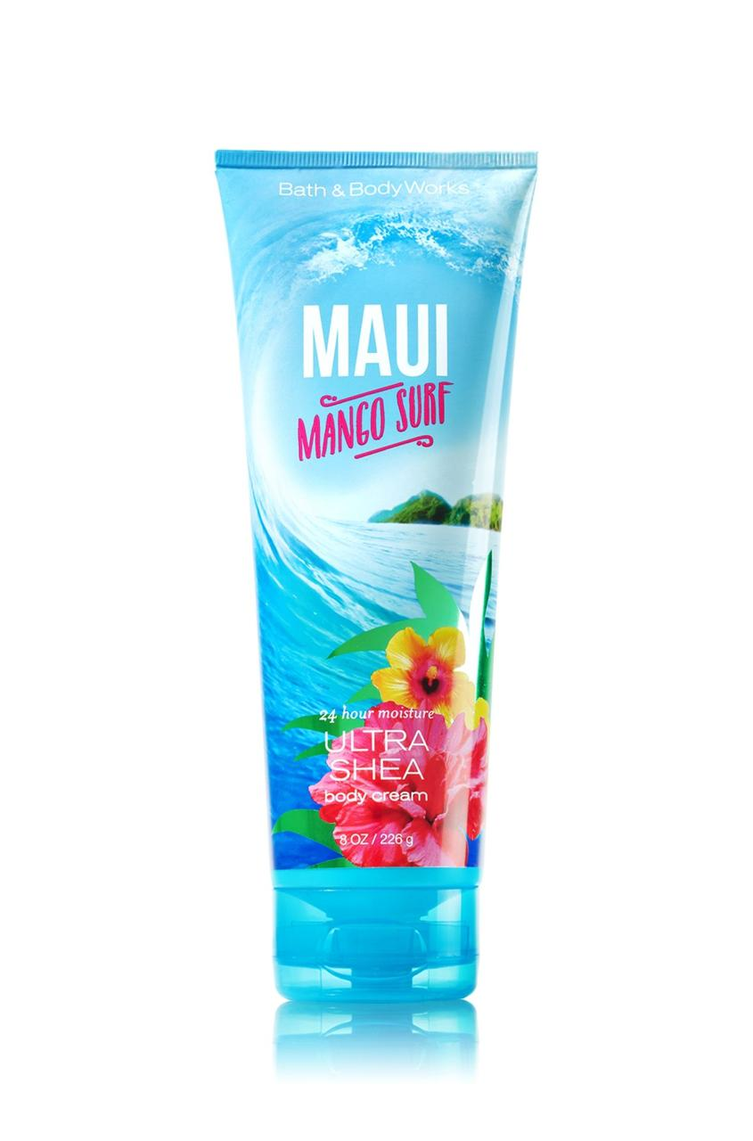 Крем для тела Bath&Body Works Maui Mango Surf Ultra Shea Body Cream