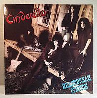 CD диск Cinderella - Heartbreak Station