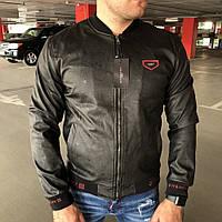 Куртка бомбер мужская Givenchy 18935 черная