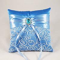 Свадебная подушечка для колец №30