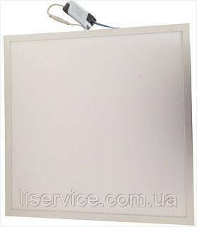 Потолочная светодиодная панель ELMAR LPS R/S 36Вт 6400K OPAL, біла рамка, фото 2