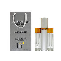 Jeanmishel Love Platinum Egoiste (18) 3 x 15 ml