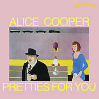 CD диск Alice Cooper - Pretties for You