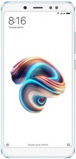 Смартфон Xiaomi Redmi Note 5 3/32GB Blue Глобальная Прошивка Оригинал Гарантия 3 месяца