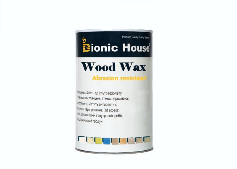 Bionic House Wood Wax 0.8л
