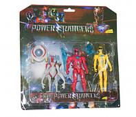 Герои  Power Rangers