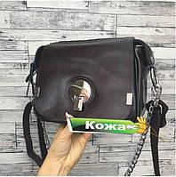 Сумка натуральная кожа Хлое , брендовые кожаные сумки , фото 1