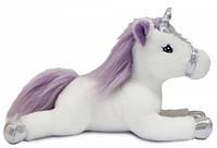 Мягкая игрушка AURORA Единорог Purple 33 см