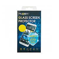 Захисне скло Samsung Galaxy J110 J1 прозоре AUZER (AG-SJ110)