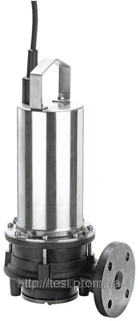 Дренажный насос WILO Германия MTS 40/27 с режущим мех. 1,5 кВт 15 м3/ч