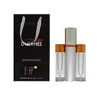 Jeanmishel Love Terre D`Hermes (96) 3 x 15 ml