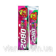 Зубная паста детская Dental Clinic 2080 Клубничная80 грамм