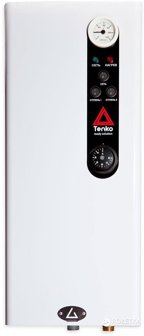 Котел электрический Tenko  6 кВт/380 стандарт + БЕСПЛАТНАЯ ДОСТАВКА!