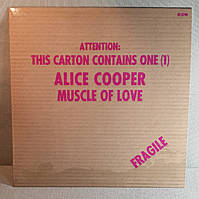 CD диск Alice Cooper - Muscle of Love
