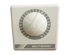 Термостат механический TR-90 датчик воздуха, фото 1
