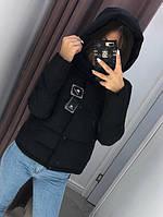 Женская куртка осень на синтепоне