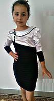 Детское платье в школу Новинка , фото 1