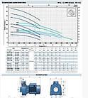 Насос центробежный Pedrollo HFm 50A, 550 Вт, 18 м3/ч, 12 м, фото 2
