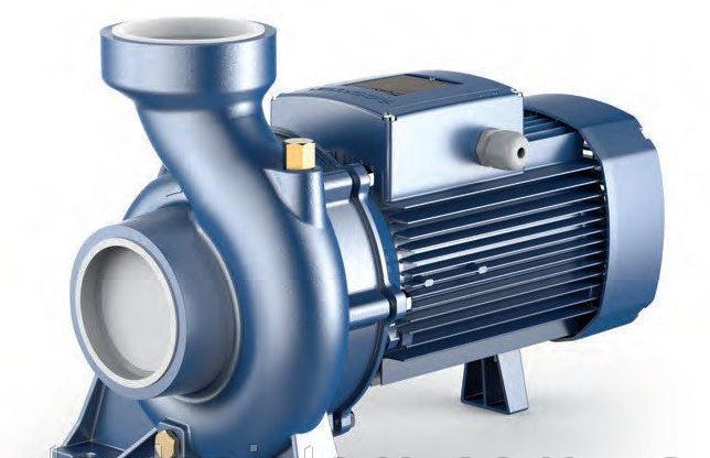Насос центробежный Pedrollo HF 4 750 Вт, 48 м3/ч, 10 м