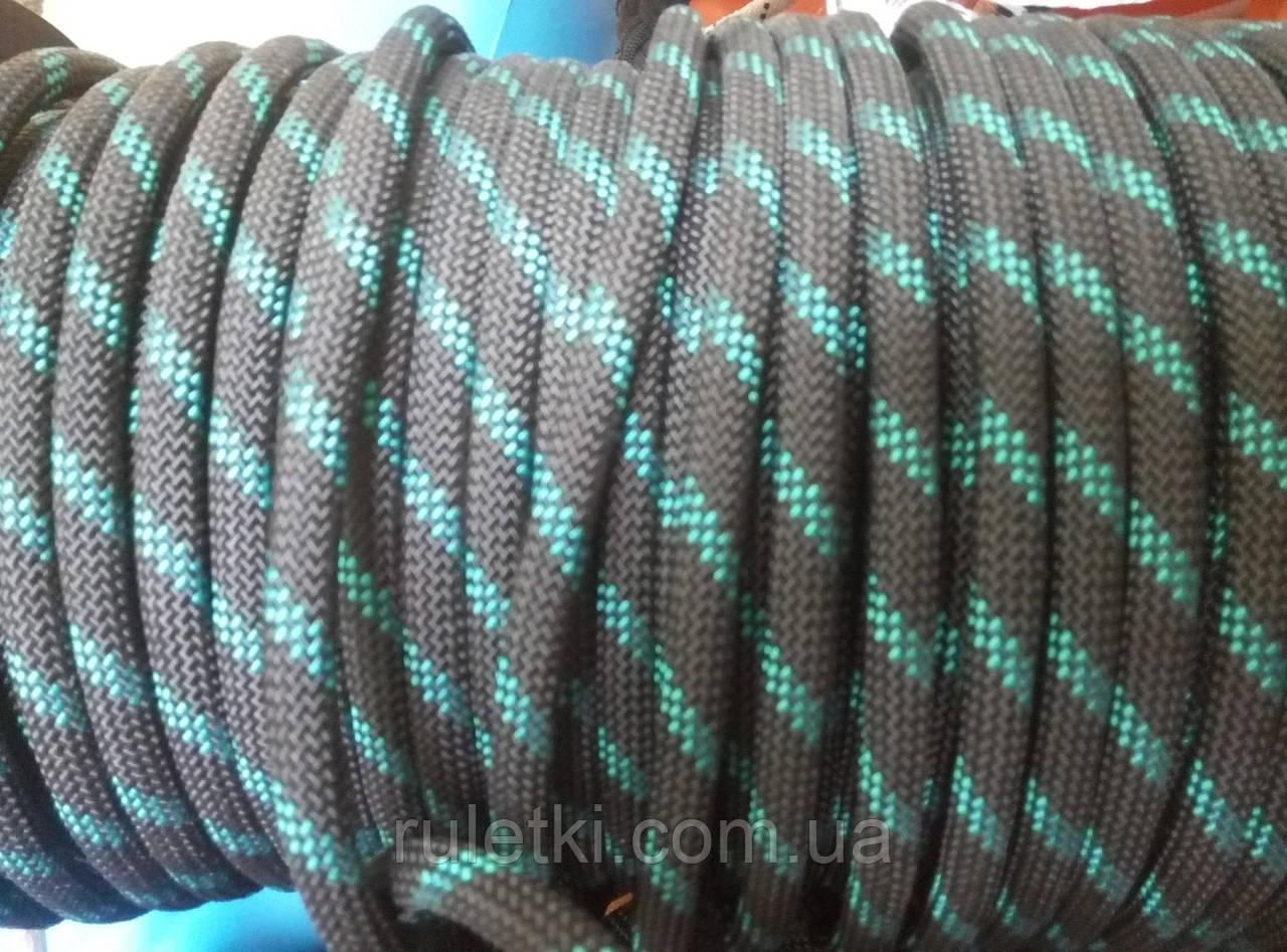Статичний шнур 10 мм 48 клас 100м