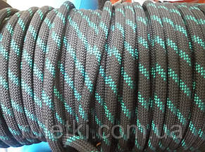 Статический шнур 10 мм  48 класс 100м