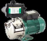Центробежный насос высокого давления WILO Германия MHI 205 0,75 кВт, 5 м3/ч, напор 70 м., фото 2