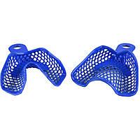Impression Trays (Ложки оттискные), набор 10 шт, металопластиковые