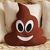 Подушка-смайлик Emoji Какашка #20