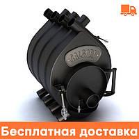 Канадская печь булерьян CALGARY 6 кВт - 125 М3 Тип-00. Бесплатная доставка., фото 1