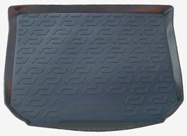 Коврик в багажник для Chery Indis (Beat S18D) (10-) полиуретановый 114090101