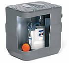Автоматическая фекальная установка, однонасосна Pedrollo/2 SAR 100-ZXm 1 A/40, 600 Вт, 24 м3/ч, 11, фото 2