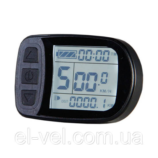 Дисплей LCD-5  24;36;48В