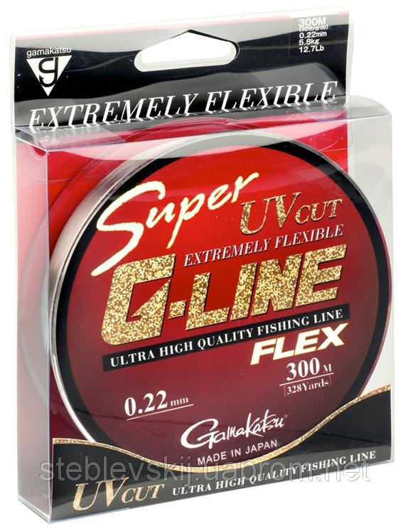Леска Super G-LINE Flex 150m 0.20mm