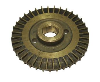 Колесо рабочее (крыльчатка) PK-60 шлица