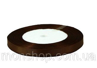Черный шоколад репсовая лента 0,6см