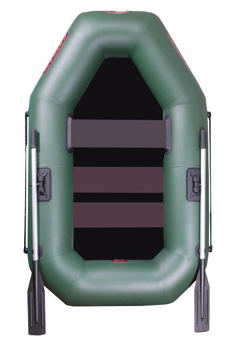 Лодка гребная Катран C-215L