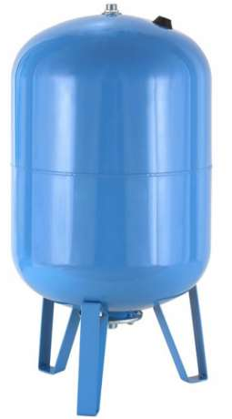 Гидроаккумуляторы для систем водоснабжения Elbi DL 2000, 2000 л. вертикальный