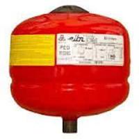 Гидроаккумулятор, гидрокомпенсатор для отопления, 8л, Elbi ER 8, вертикальный