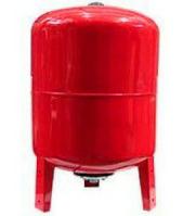 Гидроаккумулятор, гидрокомпенсатор для отопления, 100л, Elbi ERCE 100, на подставке, фото 1