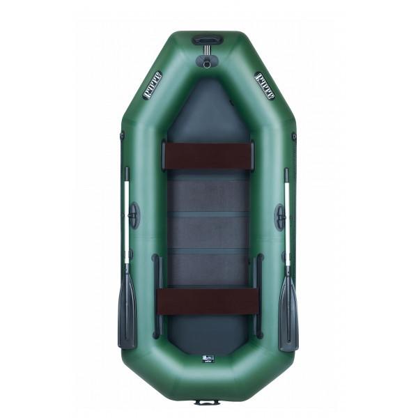 Надувная лодка Ладья ЛТ-290-БВЕ (жесткое дно)
