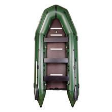 BT-420S Моторний надувний човен Bark кільової з жорстким днищем, восьмимісний