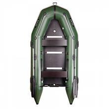 BT-310S Моторний надувний човен Bark кільової з жорстким днищем, тримісна