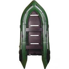 BN-390S Моторний надувний човен Bark кільової з жорстким днищем, шестимісна