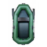 Одноместная надувная лодка с подвижным сидением Ладья ЛО-220Е