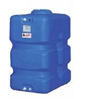 Накопительный бак для воды и других жидкостей ELBI CP 500 литров, прямоугольный, фото 1