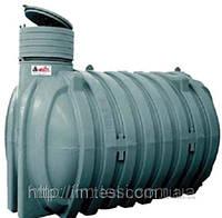 Накопительный бак для воды и других жидкостей ELBI CU 10 000 литров, специальный