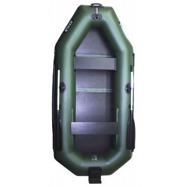 Надувная лодка Ладья с привальным брусом ЛТ-290-ТБВЕ (жесткое дно и подвижное сидение)